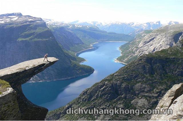 Folgefonna Glacier và Trolltunga Dịch Vụ Hàng Không