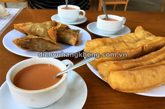 Tea Mix myanmar Dịch Vụ Hàng Không