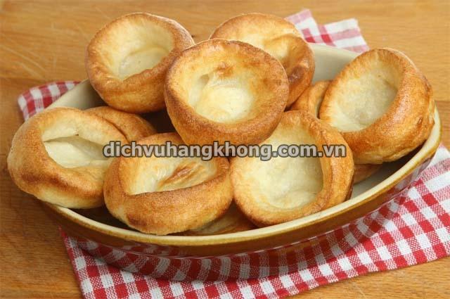 Yorkshire Pudding Dịch Vụ Hàng Không