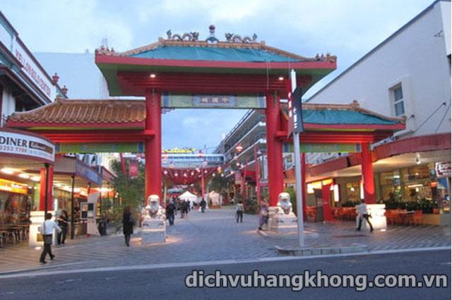 chinatown Dịch Vụ Hàng Không
