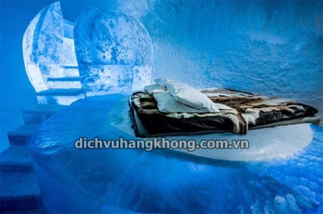 khach san bang Icehotel Dịch Vụ Hàng Không