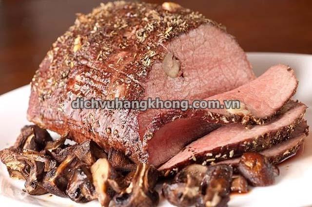 mon Roat Meat Dịch Vụ Hàng Không