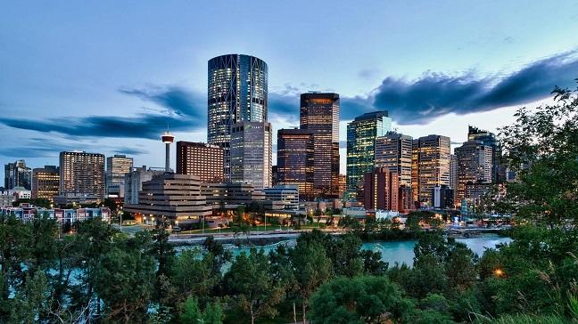 khám phá thành phố Calgary