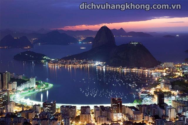 thanh pho brazil Dịch Vụ Hàng Không