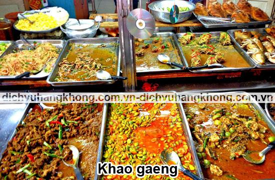 Khao-gaeng