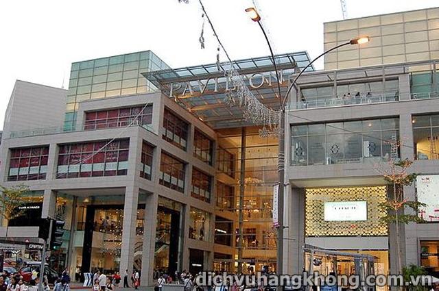 Pavilion Kuala Lumpur Shopping Mail Dịch Vụ Hàng Không