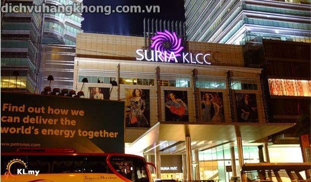 Suria KLCC Dịch Vụ Hàng Không