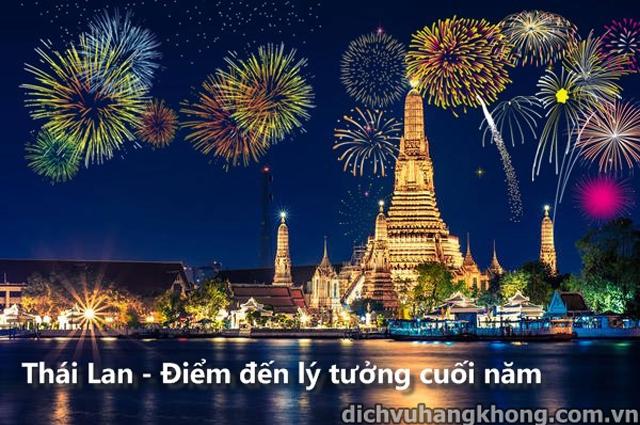 bangkok diem den cuoi nam Dịch Vụ Hàng Không