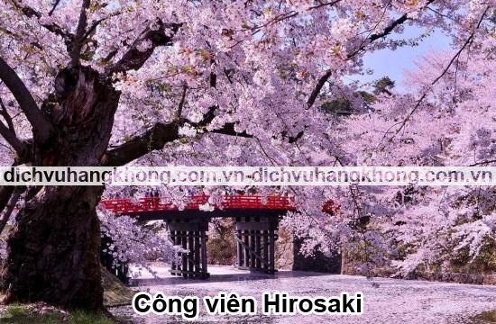 cong-vien-Hirosaki
