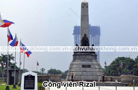 cong-vien-Rizal