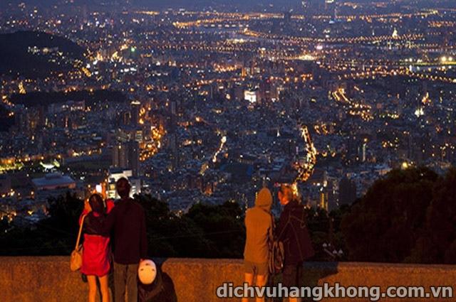 cong vien Yangmingshan Dịch Vụ Hàng Không