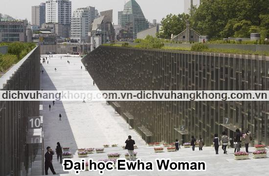 dai-hoc-Ewha-Woman