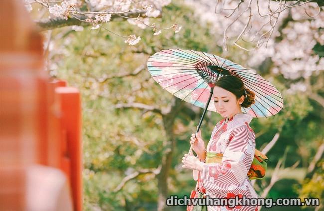 mac Kimono Dịch Vụ Hàng Không