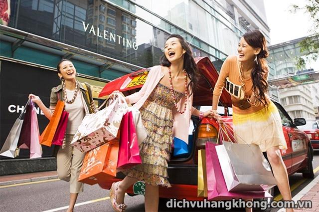 mua sam o hong kong Dịch Vụ Hàng Không