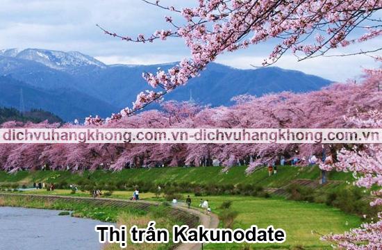 thi-tran-Kakunodate