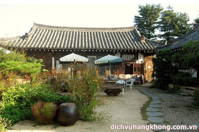 Hanok Namsan Dịch Vụ Hàng Không