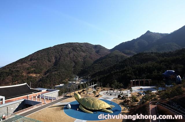 quan sancheong Dịch Vụ Hàng Không