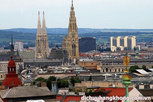 thu do Vienna Dịch Vụ Hàng Không