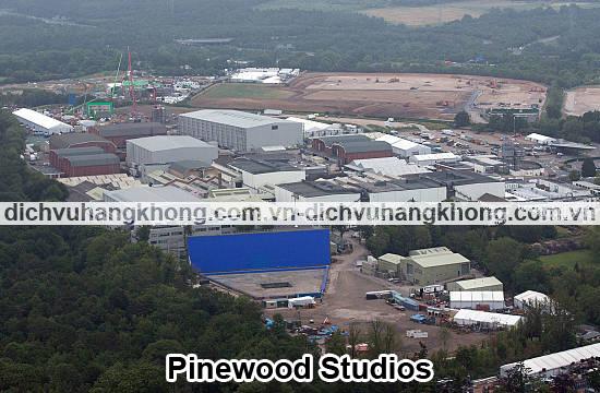 Pinewood-Studios