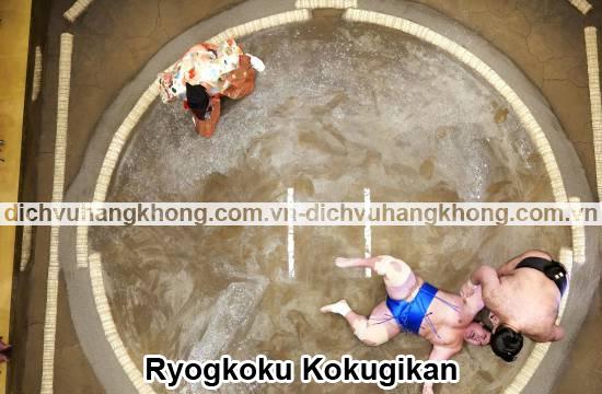 Ryogkoku-Kokugikan