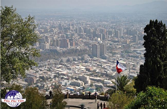 cong vien Cerro San Cristobal Dịch Vụ Hàng Không