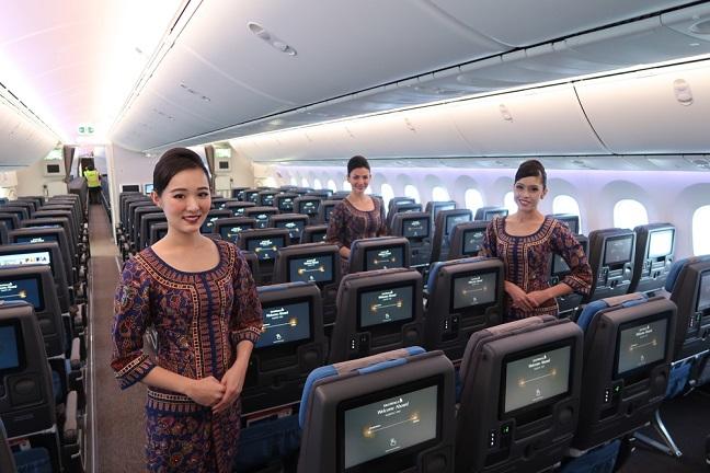 đại lý vé máy bay singapore airlines