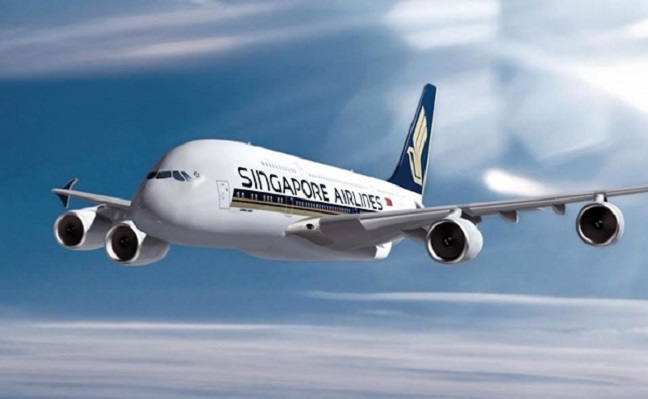 vé máy bay chính hãng singapore airlines