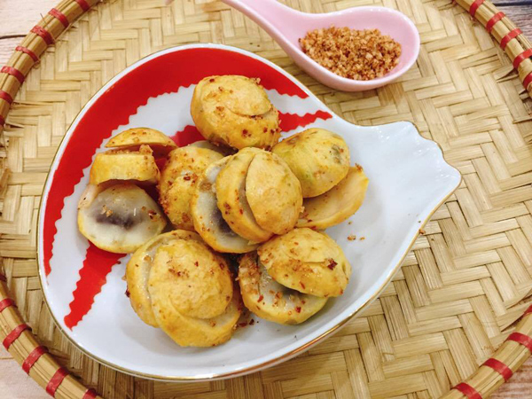 món ăn mùa thu hà nội