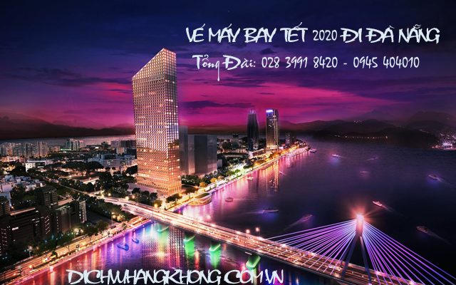 dat ve may bay di da nang