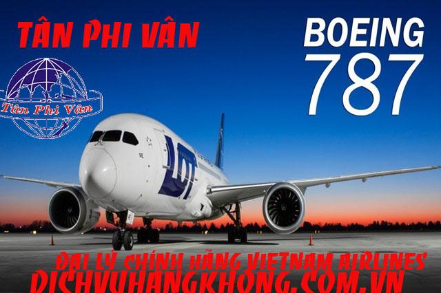 bamboo airways nhận máy bay airbus 787 dreamline