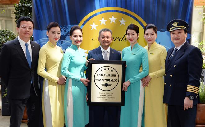 vietnam airlines 4 sao