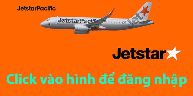 đường link đăng nhập jetstar