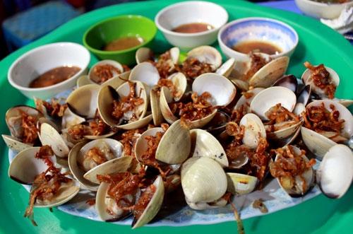 ngao so oc hen Dịch Vụ Hàng Không