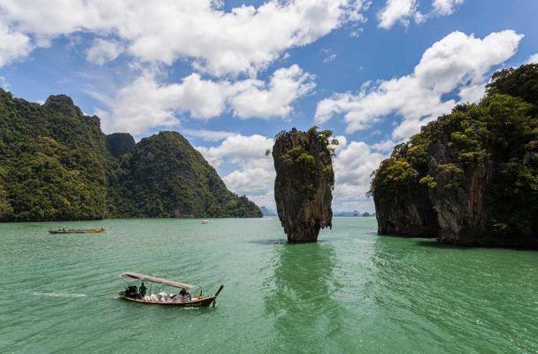 điểm du lịch Châu Á giá rẻ