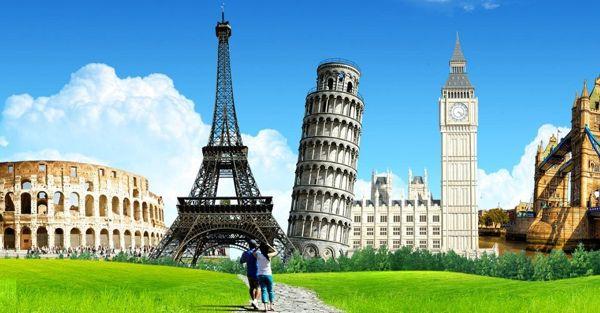 Du lịch Châu Âu nên đi nước nào?