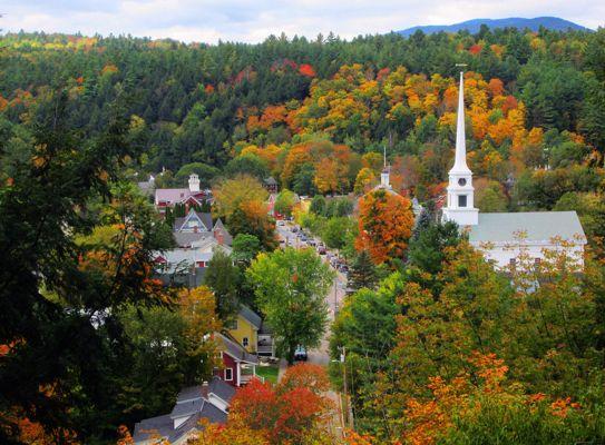 6 điểm đến xinh đẹp ở Vermont trong mùa hè