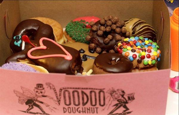 Bánh rán vòng Doughnut