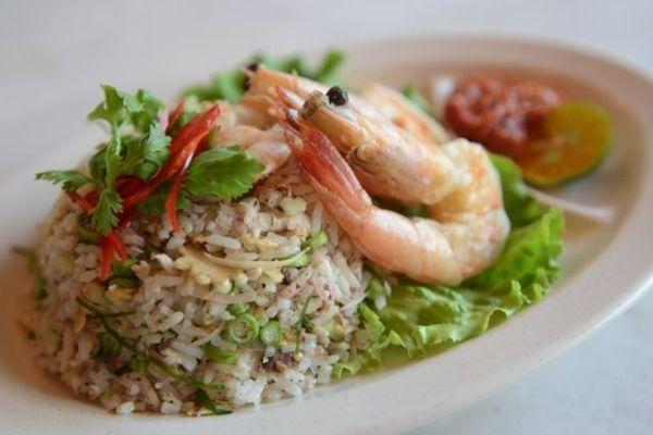 Nasi Ulam Malaysia