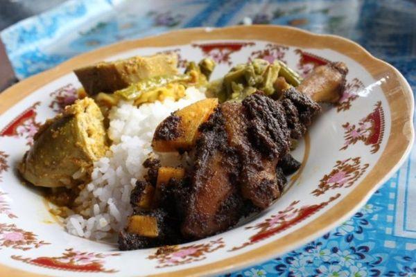 Nasi Kapau Malaysia