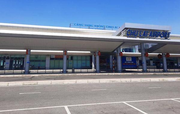 Sân Bay Chu Lai Nằm ở đâu?