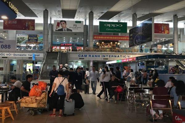 Lịch bay sân bay Cam Ranh Nha Trang